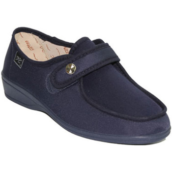 Chaussures Femme Mocassins Doctor Cutillas  Chaussures Velcro pieds très délicats azul