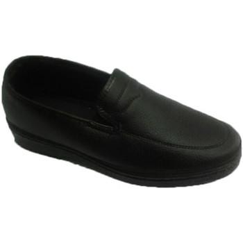Chaussures Homme Mocassins Made In Spain 1940  Chaussure ciel crabe Sendero en noir negro