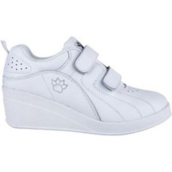 Chaussures Femme Baskets basses Kelme  Les chaussures de sport avec velcro co blanco