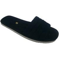 Chaussures Mules D'espinosa  Léger serviette de string  en azul