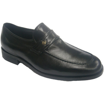 Chaussures Homme Mocassins Made In Spain 1940  De chaussures larges extra port confor negro