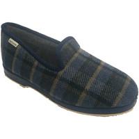 Chaussures Homme Chaussons Muro  Slipper être photos Maison classiques azul