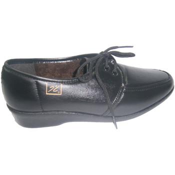 Chaussures Femme Derbies Doctor Cutillas  Lacets de chaussures confortables Doct negro