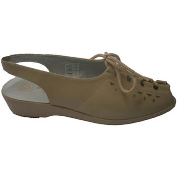 Chaussures Femme Sandales et Nu-pieds Doctor Cutillas  Lacets Sandal  en beig beige