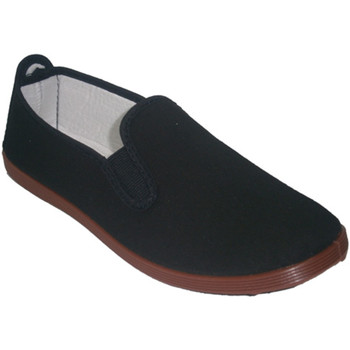Chaussures Slip ons Irabia  Chaussons pour le tai-chi et le yoga K negro