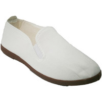 Chaussures Slip ons Irabia  Chaussons pour le tai-chi et le yoga K blanco
