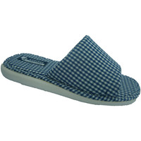Chaussures Femme Mules Andinas  Ouvrez l'orteil serviette string raiso azul