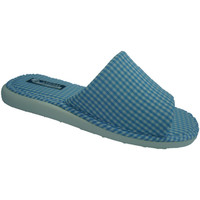 Chaussures Femme Chaussons Andinas  Ouvrez l'orteil serviette string raiso azul