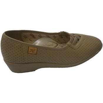 Chaussures Femme Mocassins Doctor Cutillas  Chaussure avec projet de caoutchouc cr beige