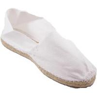 Chaussures Espadrilles Made In Spain 1940 Alpargatas alfa plat Made in Spain en bl blanco