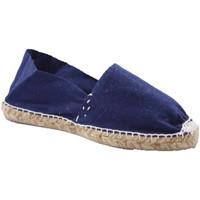Chaussures Espadrilles Made In Spain 1940 Alpargatas alfa plat Made in Spain en bl azul