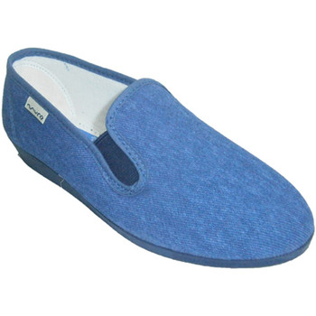 Chaussures Femme Chaussons Muro Chaussure basse classique de coin  e azul