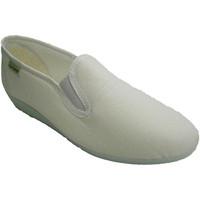 Chaussures Femme Chaussons Muro Chaussure basse classique de coin  e blanco