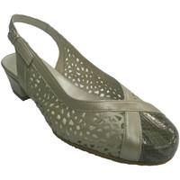 Chaussures Femme Sandales et Nu-pieds Roldán Chaussures fermées grille de talon ouver gris