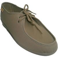 Chaussures Femme Mocassins Doctor Cutillas Spéciaux extra larges lacets chaussures beige
