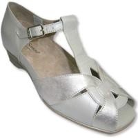 Chaussures Femme Sandales et Nu-pieds Piesanto Sandales fermées derrière et ouvert beig beige