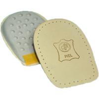 Accessoires Accessoires chaussures Cairon Talon en cuir unisexe de lever un talon marrón