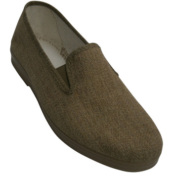Chaussons Chapines Chaussures de toile avec du caoutchouc s