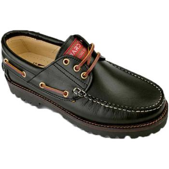 Chaussures Chaussures bateau Edward's Chaussures bateau seule graisse negro