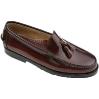 Chaussures Homme Mocassins Edward's Castellanos avec glands  en bord burdeos