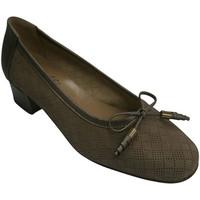 Chaussures Femme Escarpins Roldán Manoletinas Type femme chaussure avec pe beige
