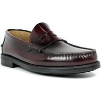 Chaussures Homme Mocassins Edward's Semelles en caoutchouc Castellanos Edwar burdeos