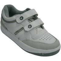 Chaussures Homme Baskets basses Paredes Sports velcro classiques  en blan blanco