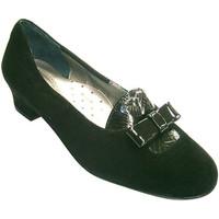 Chaussures Femme Mocassins Roldán Femme de cireur avant combiné avec rabat negro
