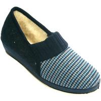Chaussures Femme Chaussons Made In Spain 1940 Chaussure de poule femme avec doublure e azul