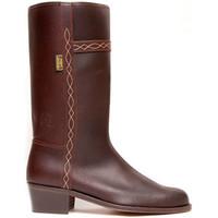 Chaussures Bottes ville Danka Veste classique chaussure  en brun marrón