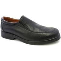 Chaussures Homme Mocassins Danka Waiter chaussure sans lacets  en no negro