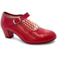 Chaussures Femme Escarpins Danka Séville chaussure de danse flamenco fill rojo