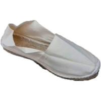 Chaussures Espadrilles Made In Spain 1940 Alpargatas plat Esparto Made in Spain en beige