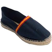 Chaussures Espadrilles Made In Spain 1940 Sandales de chanvre avec le drapeau de l azul