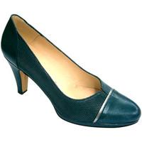 Chaussures Femme Escarpins Pomares Vazquez Femme ouverture de la chaussure plate-fo gris