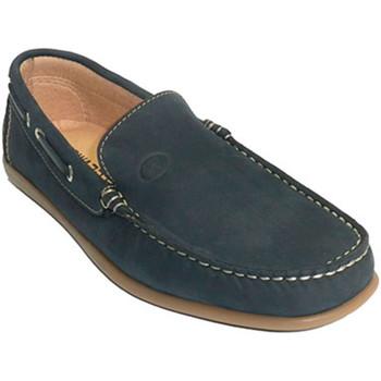 Chaussures Homme Mocassins Edward's Man mocassin nautique seul type d'été co azul