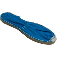 Chaussures Espadrilles Made In Spain 1940 Esparto espadrille plate Made in Spain e azul