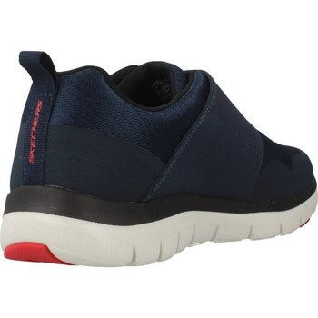 Chaussures Homme Baskets basses Skechers 52183S Blue