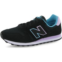Chaussures Femme Baskets basses New Balance Baskets  Wl373 Gd Noir F noir