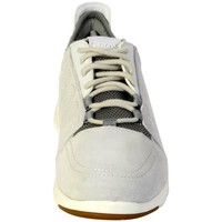 Chaussures Homme Baskets basses Geox Chaussure  Xunday Papyrus Blanc