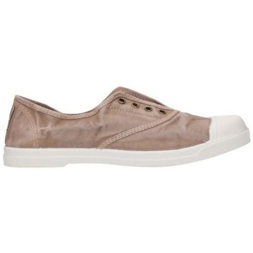 Chaussures Femme Baskets basses Natural World 102E beige