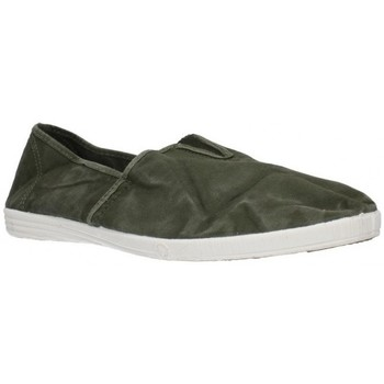 Chaussures Homme Slips on Natural World 305E vert