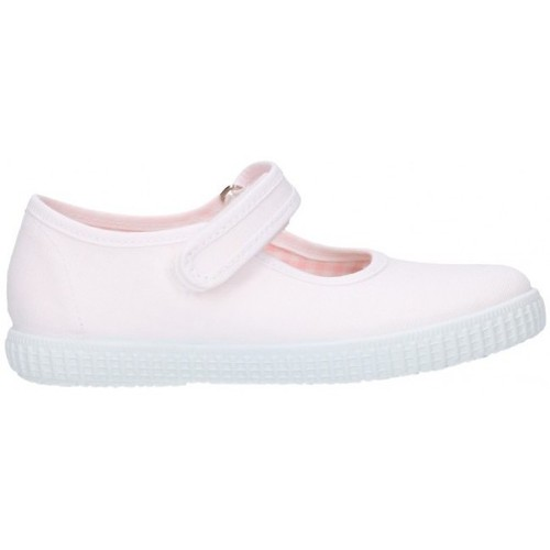 Chaussures Fille Sandales et Nu-pieds V-n 51301 - Blanco blanc