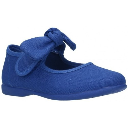 Chaussures Fille Ballerines / babies Batilas LONAS NIÑA - bleu