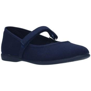 Chaussures Fille Ballerines / babies Batilas 11301 Niña Azul marino bleu