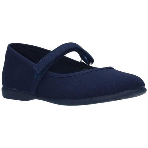 Chaussures Fille Ballerines / babies Batilas 11301 bleu