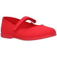 Chaussures Fille Ballerines / babies Batilas 11301 Niña Rojo rouge