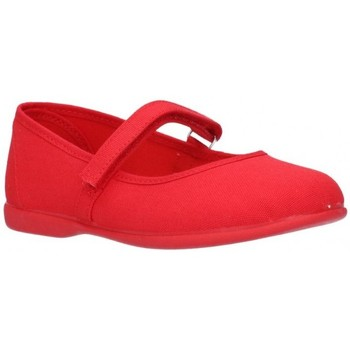 Chaussures Fille Ballerines / babies Norteñas 11301 rouge