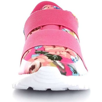 Chaussures Enfant Baskets basses Lelli Kelly 4806 Basket Fille Fucsia Fucsia