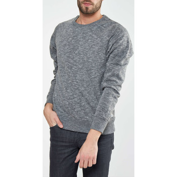Vêtements Femme Sweats Jack & Jones Sweat Shirt Jack&jones Roberto Gris Fonce Chine Homme Gris